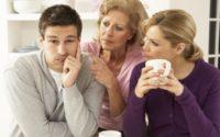Come comportarsi con parenti invadenti